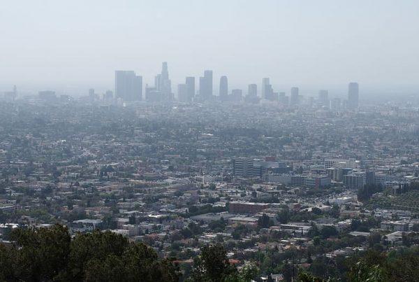 Smoggy LA